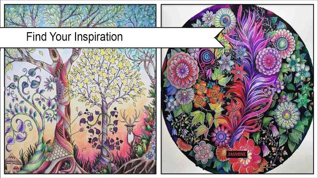 Favorite Adult Coloring Books Ideas poster