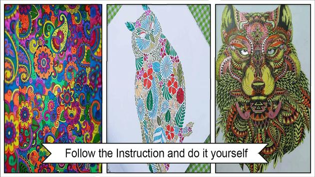 Favorite Adult Coloring Books Ideas screenshot 2