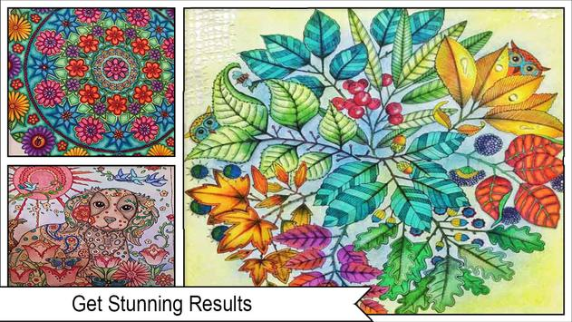 Favorite Adult Coloring Books Ideas screenshot 3