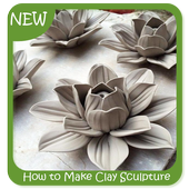 How to Make Clay Sculpture icon