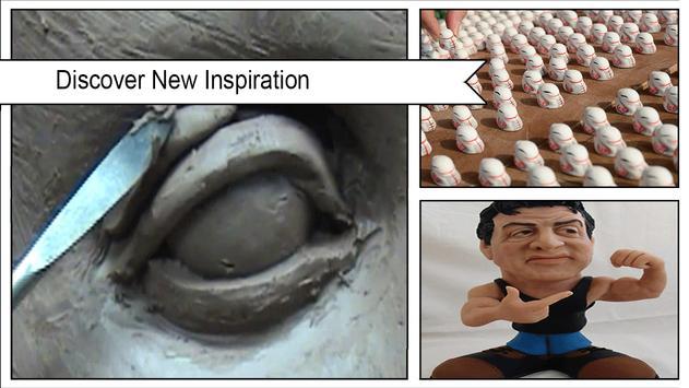 How to Make Clay Sculpture screenshot 1