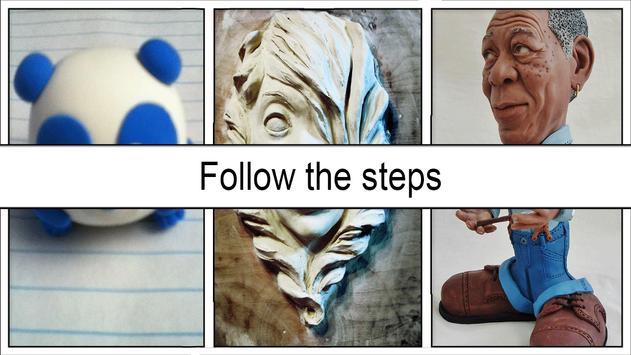 How to Make Clay Sculpture screenshot 4