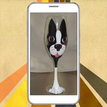 300+ DIY Glass Painting Patterns Ideas screenshot 1