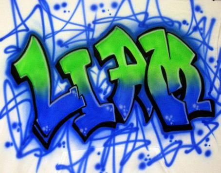 DIY Graffiti Design Ideas poster