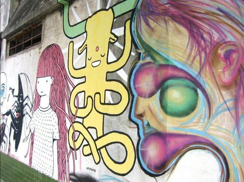 DIY Graffiti Design Ideas screenshot 4