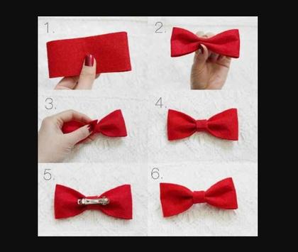 DIY Hairbow Tutorials screenshot 1