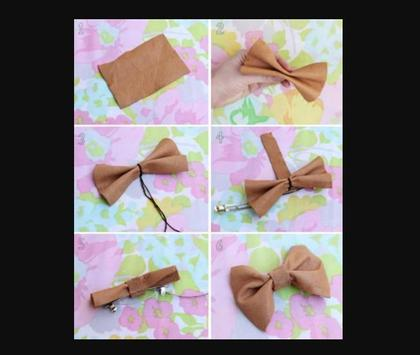 DIY Hairbow Tutorials screenshot 2