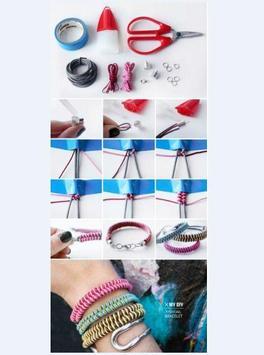 DIY jewelry craft tutorial screenshot 1