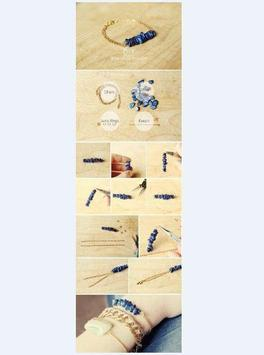 DIY jewelry craft tutorial screenshot 5