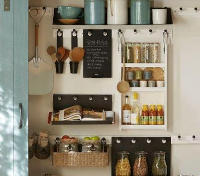 DIY kitchen ideas apk screenshot