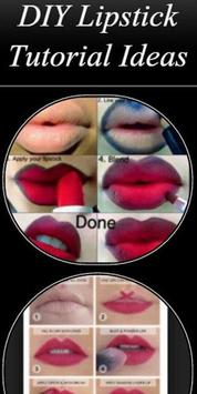 DIY Lipstick Tutorial Ideas poster