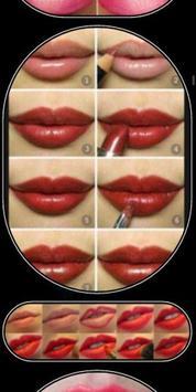DIY Lipstick Tutorial Ideas apk screenshot