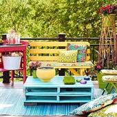 DIY Pallet Furniture Ideas icon