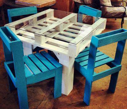 DIY Pallet Furniture Ideas apk screenshot