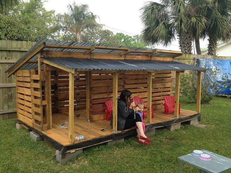DIY Pallet House Ideas for Android - APK Download
