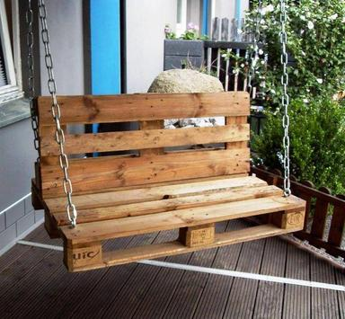 DIY Pallet Project Idea apk screenshot