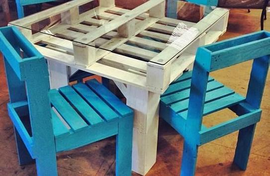 DIY Pallet Projects screenshot 13
