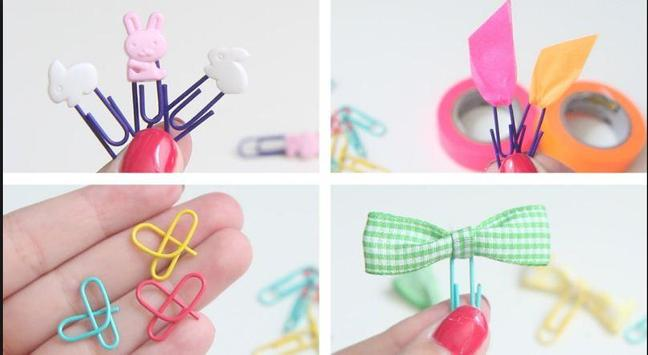 DIY paper clips screenshot 5