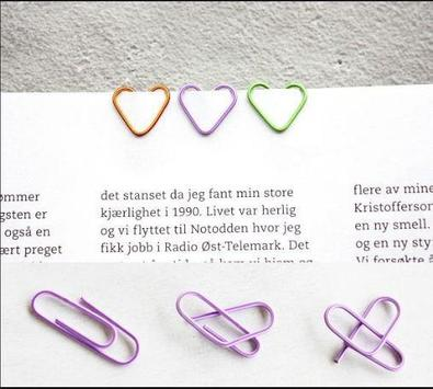 DIY paper clips screenshot 2