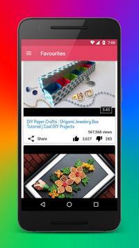 DIY Paper Craft screenshot 4