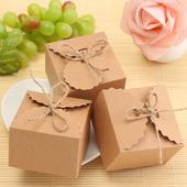 DIY paper box icon