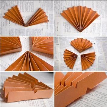 DIY paper decorations screenshot 2