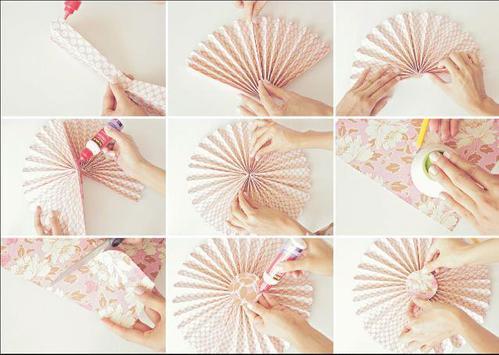 DIY paper decorations screenshot 4