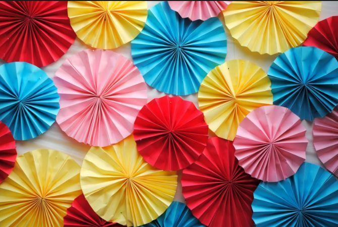 DIY paper fans for Android - APK Download