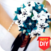 DIY Paper Flower Bouquet Best icon