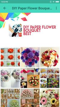 DIY Paper Flower Bouquet Best poster