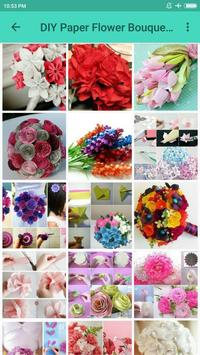 DIY Paper Flower Bouquet Best screenshot 1