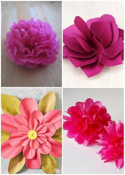 Diy paper flower designs apk download free lifestyle app for diy paper flower designs apk screenshot mightylinksfo