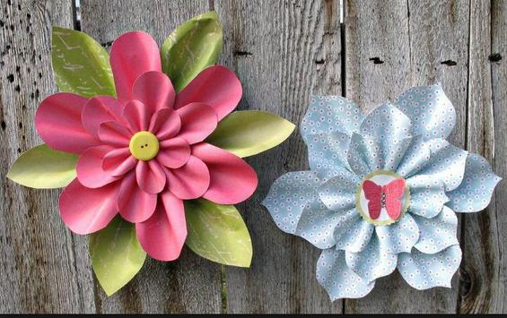 DIY paper flower screenshot 4