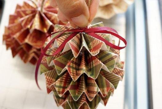DIY paper ornaments screenshot 3