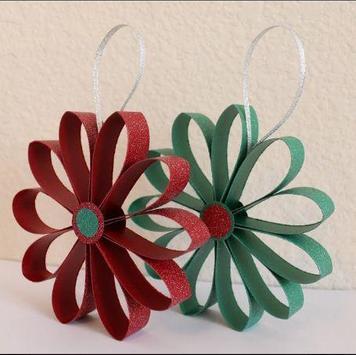 DIY paper ornaments screenshot 2