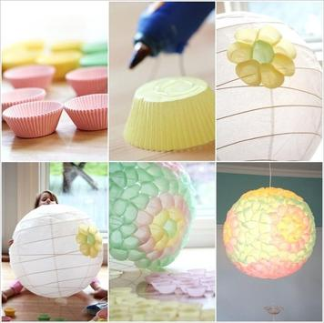 DIY Paper Lanterns Ideas apk screenshot