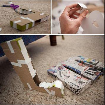 DIY paper mache apk screenshot