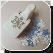 DIY Paper Snowflakes Idea icon