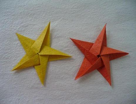 DIY paper stars apk screenshot
