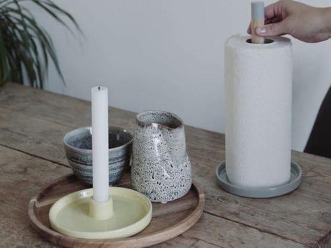 DIY paper towel holder screenshot 4