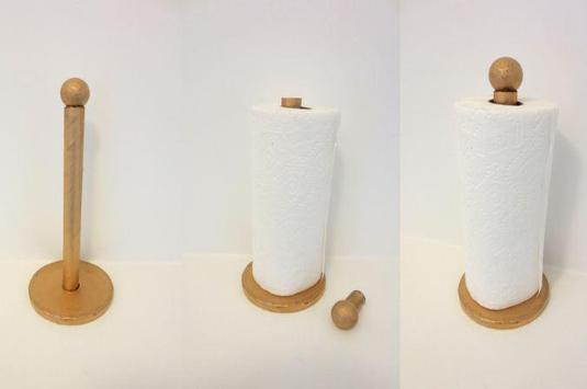 DIY paper towel holder screenshot 2