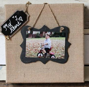 DIY Photo Frame Crafts poster