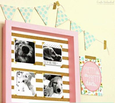 DIY Photo Frame Crafts apk screenshot