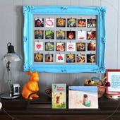 DIY photo frame ideas icon