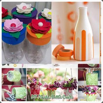 DIY Plastic Bottle Crafts apk screenshot