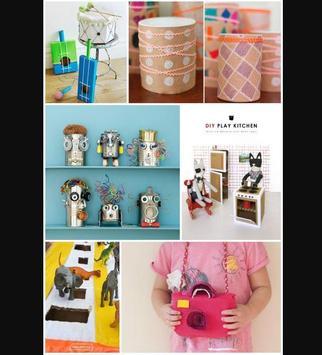 DIY Recycled Craft Ideas screenshot 2