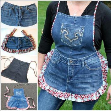 DIY recycled jeans screenshot 4