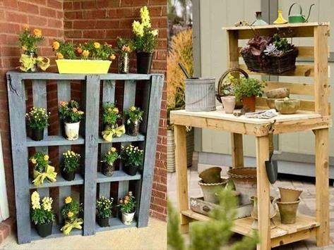DIY Recycled Wooden Pallets screenshot 5