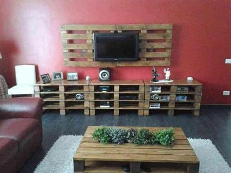 DIY Recycled Wooden Pallets screenshot 8