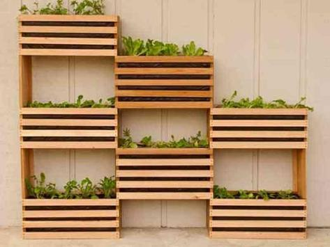 DIY Recycled Wooden Pallets poster